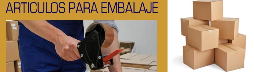 ARTICULOS DE EMBALAJE